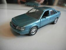 Schabak Audi A6 in Blue on 1:43