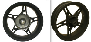 "13"" BINTELLI HAVOC 150CC FRONT AND REAR WHEELS ZNEN R-X VENTO GY6"