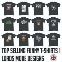 Mens Funny T-Shirts novelty t shirts joke t-shirt clothing birthday tee gift 1