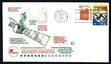 Space Voyage INTELSAT VF-3 SATELLITE LAUNCH 1981 Space Cover (2233)