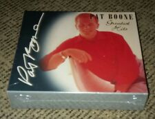 Pat Boone 3 CD Greatest Hits best Box set BRAND NEW FACTORY SEALED music album