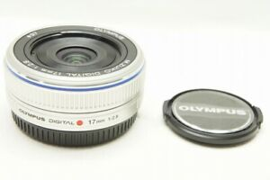 OLYMPUS M.ZUIKO DIGITAL 17mm F2.8 Pancake Lens for Micro Four Thirds #210717f