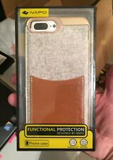 iphone 7 plus Case With Card Slot