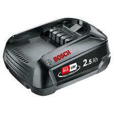 Bosch 18V 2,5 Ah Home and Garden Wechsel Akku 1600A005B0 Batterie