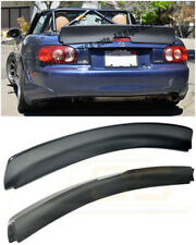 For 99-05 Mazda Miata NB EOS Custom Bunny Style JDM Rear Trunk Lid Wing Spoiler