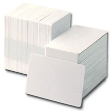 DYESTAR White 760 Micron PVC Cards- Pack of 10 - FREE FAST Delivery