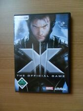 (PC) - X-MEN - THE OFFICIAL GAME