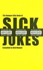 The Bumper B3ta Book of Sick Jokes, Rob Manuel, New Book