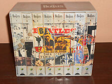 THE BEATLES ORIGINALE ANTHOLOGY N. 8 VHS CON COFANETTO, EDIZIONE AMERICANA