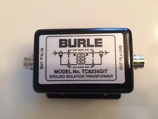 Burle Tc8235Git Ground Loop Isolation Transformer