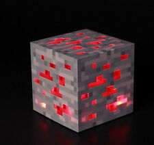 Minecraft - Light Up Red Ore - Think Geek