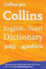 Collins Gem English-Tamil/Tamil-English Dictionary (Collins Gem) by  | Paperback