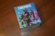 2019 Panini Fortnite unopened box / display 50 packs: 250 stickers.