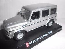 MERCEDES G500  DE 1993 1/43ème