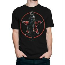 Winter Soldier Past and Future Men's T-Shirt Black