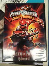 Power Rangers Dino Thunder Vol. 2: Legacy Of Power DVD