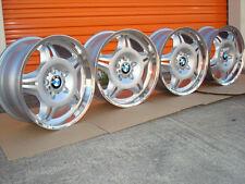 BMW Genuine OEM 17 E36 M3 LTW #24 Factory Wheels E46 Z3 Z4 E90 E30 E28 M5 BBS E9