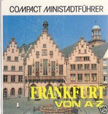 Compact Ministadtführer, Frankfurt [Main] von A-Z, um 1980