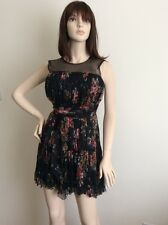 NEW D&G silk froral dress size IT44 UK 14