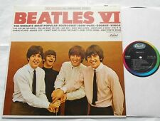 CANADA!!! Ex to NM- THE BEATLES VI 1965 1st Press STEREO CAPITOL LP ST-2358