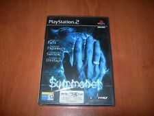 SUMMONER PS2 (PAL ESPAÑA PRECINTADO)