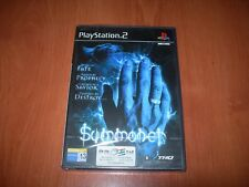 Summoner 1 RPG de THQ para la Sony PS2 usado completo