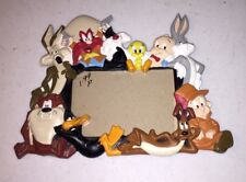 Warner Brothers - Looney Toons - Bugs/Daffy/Tweety/Taz - Ceramic Picture Frame