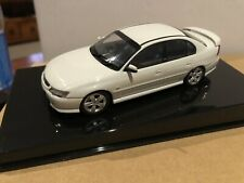 VY SS Commodore In Heron White ( Blue Trim) 1:43 Autoart