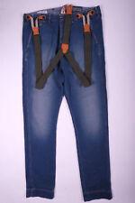 Tommy Hilfiger Denim Jeans Hose mit Hosenträger Rock Maranello Herren W32 L34