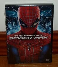 THE AMAZING SPIDER-MAN DVD SCELLÉ NEUF ACTION FANTASTIQUE (SIN OUVRIR) R2