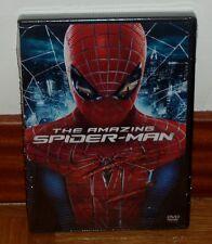 THE AMAZING SPIDER-MAN - DVD - PRECINTADO - NUEVO - ACCION - FANTASTICO-THRILLER