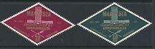 Malaysia 1963 SG 7-8 MNH
