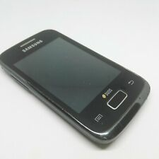 Samsung Galaxy Y Duos GT-S6102 - Strong Black Smartphone Faulty As A Parts Donor