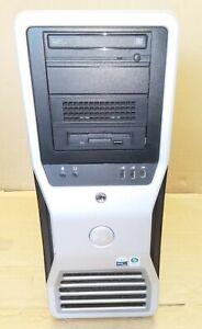 Dell Precision T7400 Quad-Core Xeon E5410 2.33GHz 8GB RAM 500GB HDD Quadro FX580