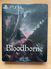 !!! B-Ware !!! Bloodborne Steelbook - Neu - Custom - ohne Spiel