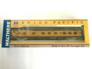 HO WALTHERS 932-9620-UNION PACIFIC CITIES SERIES PS6-6-4 SLEEPER AMERICAN SERIES