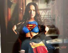Megan Fox signed 8 X 10 photo~~Hot and Sexy Photo