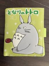 Studio Ghibli My Neighbor Totoro Green Wallet Purse