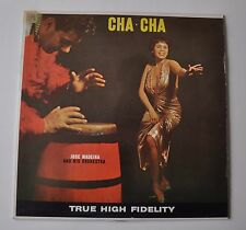 JOSE MADEIRA: Dance Band Cha-Cha Latin LP Record Cheesecake Cover