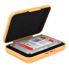 ORICO 3.5 inch Protective Box / Storage Case for Hard Drive (HDD) or SDD Orange