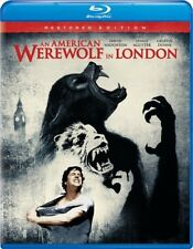 An American Werewolf In London [New Blu-ray] Restored, Slipsleeve Packaging, S