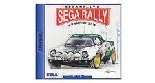 ## SEGA Rally Championship 2 (mit OVP) - SEGA Dreamcast / DC Spiel - TOP ##