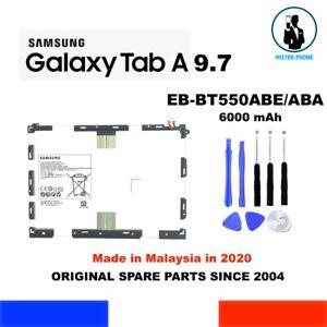 ORIGINAL BATTERY SAMSUNG GALAXY TAB A 9.7.1 EB-BT550ABE SM-T550 SM-T555 6000mAh