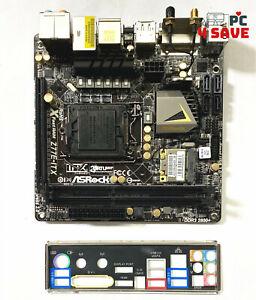 ASRock Z77E-ITX Intel Z77 Desktop Motherboard Intel LGA 1155 DDR3 MINI-ITX WiFi