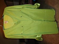 Women's JW Lime Green Shirt Size 16