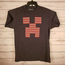 Minecraft Mojang Graphic TNT T Shirt Mine Chest Exclusive Notch Blocks Sz M