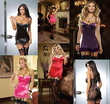 Satin Everyday Slips & Petticoats for Women