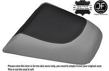 BLACK & GREY VINYL CUSTOM FITS YAMAHA GP 1200 800 760 97-00 REAR SEAT COVER