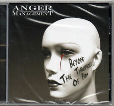 Anger Management - Beyond The Threshold Of Pain CD