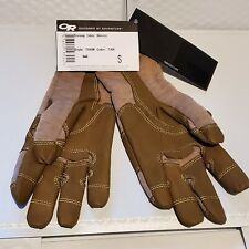 Outdoor Research Swoop Liner Gloves Flame Resistant Fleece Gloves,Tan. Small
